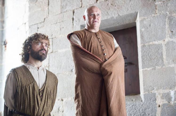 GOT TYRION AND VARYS